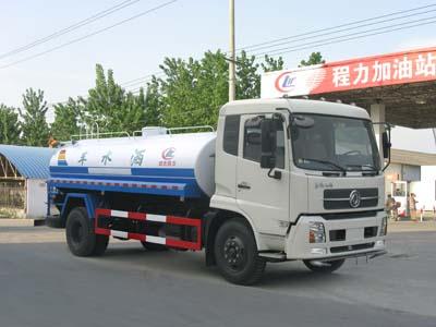 12-15吨东风天锦洒水车/运水车