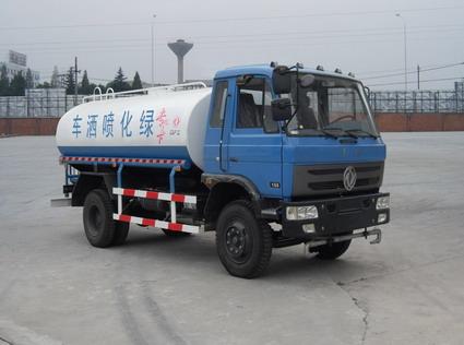 东风145 10吨 绿化喷洒车