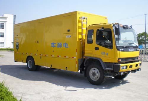 电源车(ALA5140XDYQL4型电源车)
