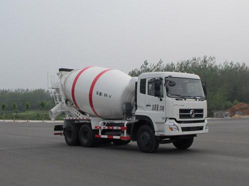 混凝土搅拌运输车(ALA5250GJBDFL4型混凝土搅拌运输车)
