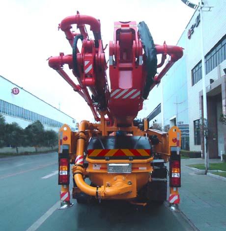 混凝土泵车 >>三一汽车混凝土泵车系列更多产品