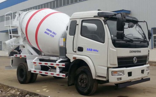 DLQ5150GJBG4混凝土搅拌运输车