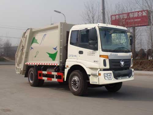 HLQ5160ZYSB压缩式垃圾车