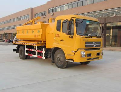 SCS5160GQXD下水道疏通清洗车