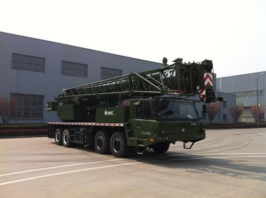 北京京城重工机械BCW5421JQZ50H型汽车起重机