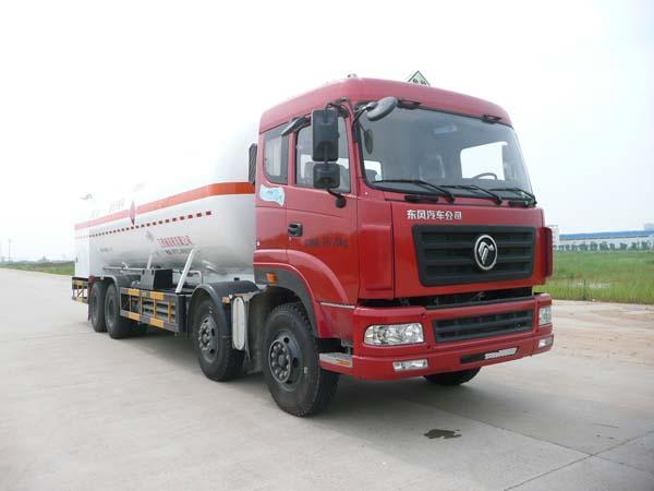 低温液体运输车图片