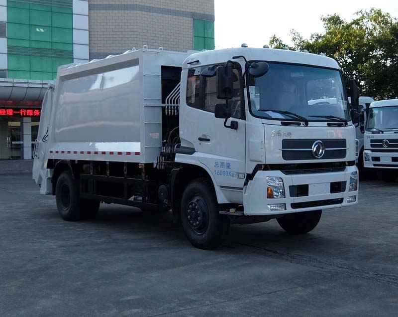 EQ5161ZYSNS5压缩式垃圾车
