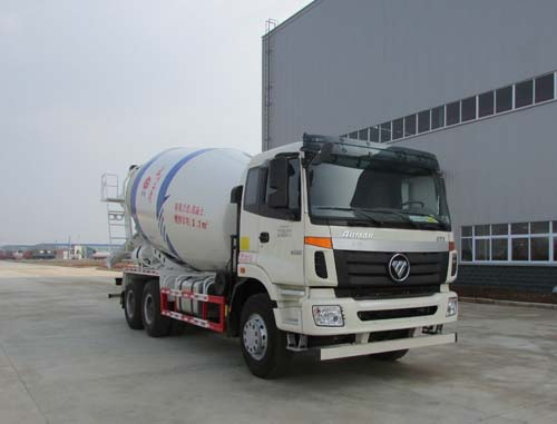 CSC5253GJBB14混凝土搅拌运输车
