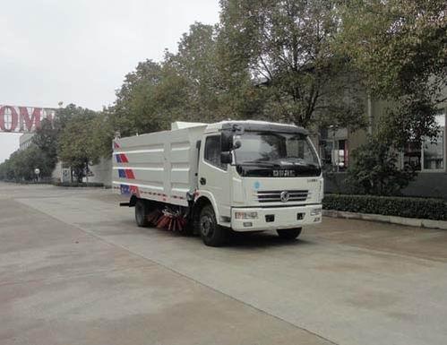SGZ5089TSLDFA4扫路车