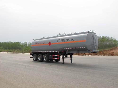 运油半挂车(ALA9402GYY型运油半挂车)