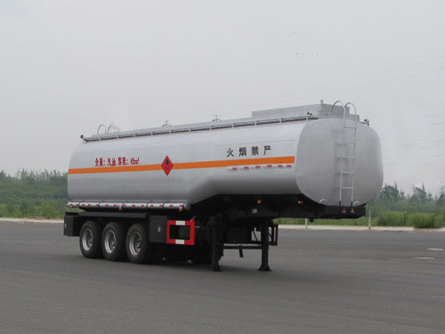 运油半挂车(ALA9404GYY型运油半挂车)