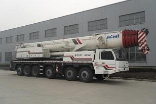 北京京城重工机械BCW5541JQZ130E型汽车起重机