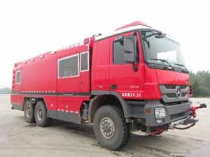 光通机场消防车图片