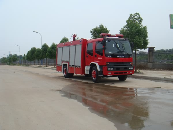 JDF5152GXFSG60/A水罐消防車