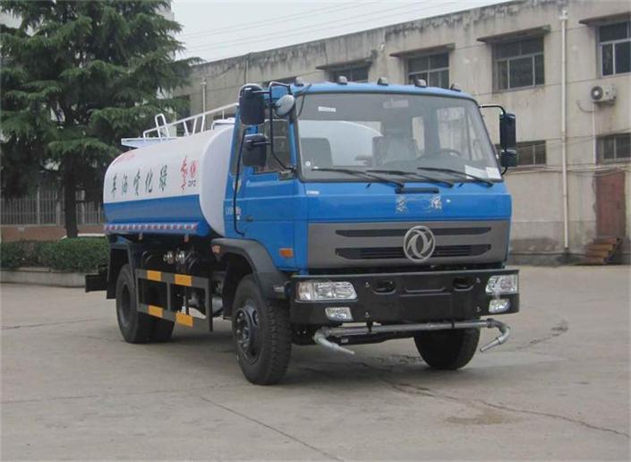 东风153 12吨 绿化喷洒车