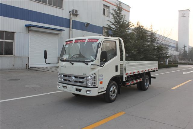 福田牌低速货车图片