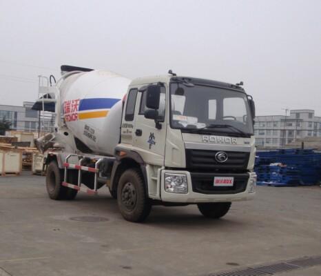 BJ5162GJB-G1福田时代瑞混凝土搅拌车