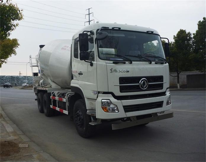 DFZ5251GJBA4混凝土搅拌运输车