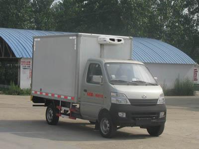 冷藏车(CLW5020XLC4型冷藏车)