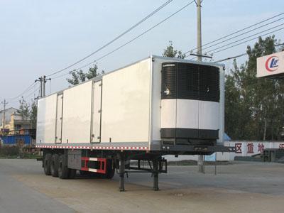 冷藏半挂车(CLW9400XLC型冷藏半挂车)