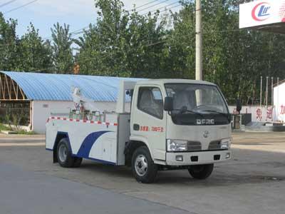 东风福瑞卡拖吊连体型CLW5070TQZ4清障车