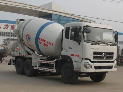 CLW5250GJBD48-10立方混凝土搅拌车