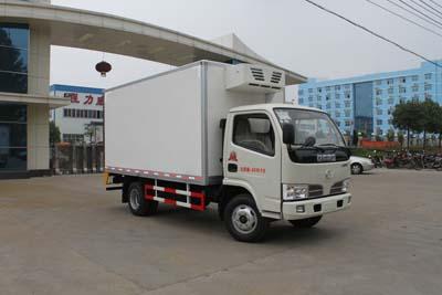 东风劲卡冷藏车(CLW5041XLC4程力威)