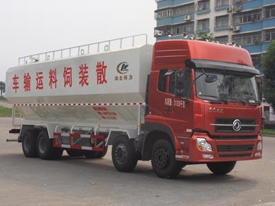 程力威东风天龙散装饲料车CLW5311ZSLD4