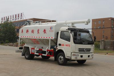 东风多利卡散装饲料运输车CLW5110ZSLD4