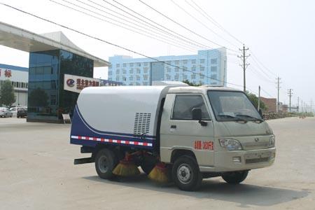 CLW5041TSLB4掃路車