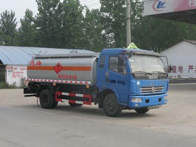 东风多利卡排半加油车(CLW5082GJYD4加油车)图片