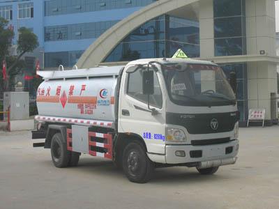 福田奥铃加油车(程力威加油车CLW5080GJYB4)图片
