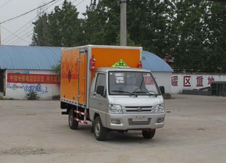 CLW5020XQYB4型爆破器材运输车