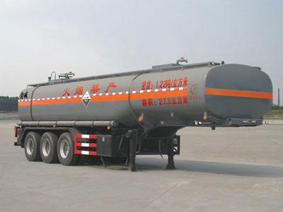 CLW9402GFW腐蝕性物品罐式運輸半掛車