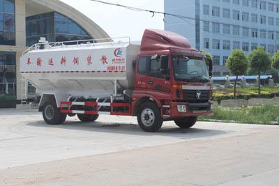 福田12吨散装饲料车CLW5160ZSLB4