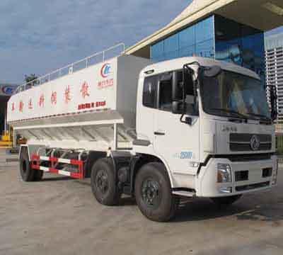 18吨东风散装饲料车CLW5250ZSLD4