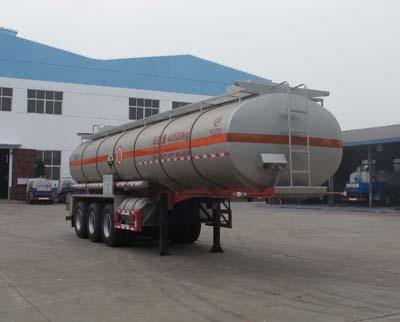 CLW9406GFW腐蝕性物品罐式運輸半掛車