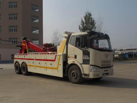 清障车(CLW5250TQZC4型清障车)
