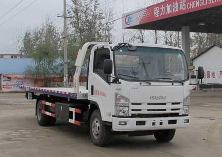 清障车(CLW5090TQZQ4型清障车)