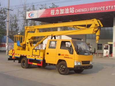 CLW5051JGKJ4高空作業車