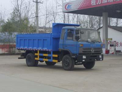 CLW5161XTYT4密閉式桶裝垃圾車