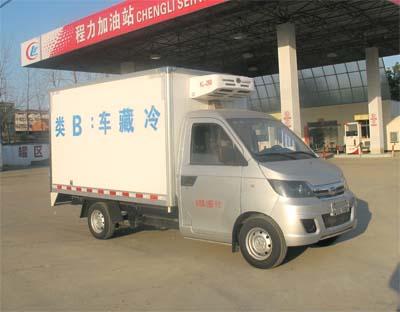 冷藏车(CLW5021XLCQ4型冷藏车)