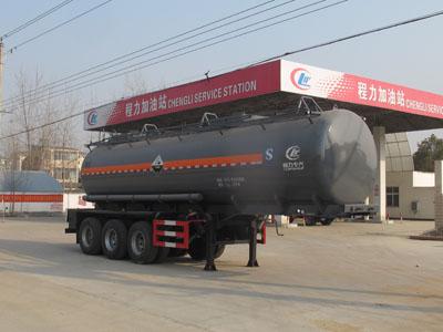 CLW9403GFWB型腐蚀性物品罐式运输半挂车