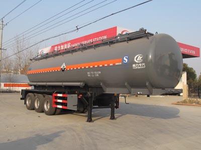CLW9402GFWB型腐蚀性物品罐式运输半挂车