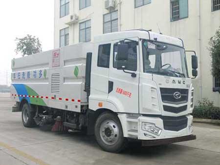 CLQ5160TXS4HN洗扫车