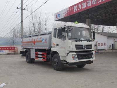 东风145 罐体容积:12.5立方加油车