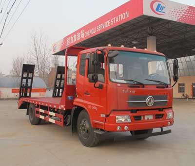 平板运输车(CLW5163TPBD4型平板运输车)