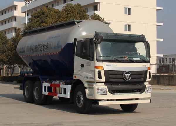 安徽开乐专用车辆AKL5250GFLBJ01型低密度粉粒物料运输车