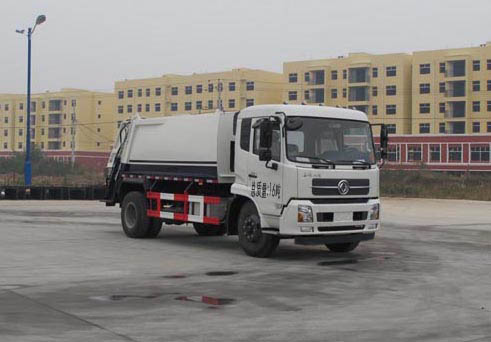 压缩式垃圾车(ALA5160ZYSDFL4型压缩式垃圾车)
