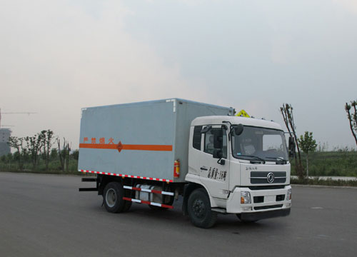 爆破器材运输车(ALA5160XQYDFL4型爆破器材运输车)